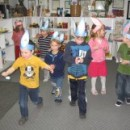 Spoon egg race at Koala Bear Daycare